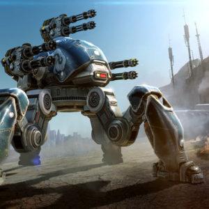 warrobots